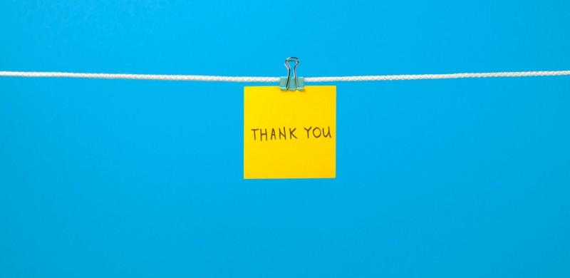 express-gratitude