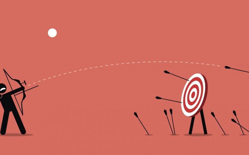 aligning goals, SMART Goals, hitting the target