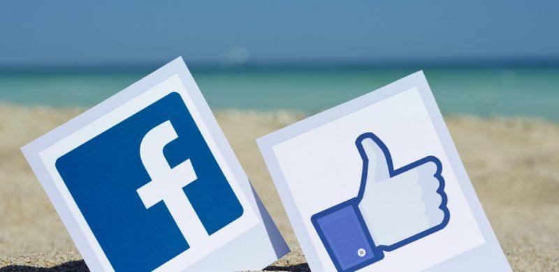 Popular social media icon