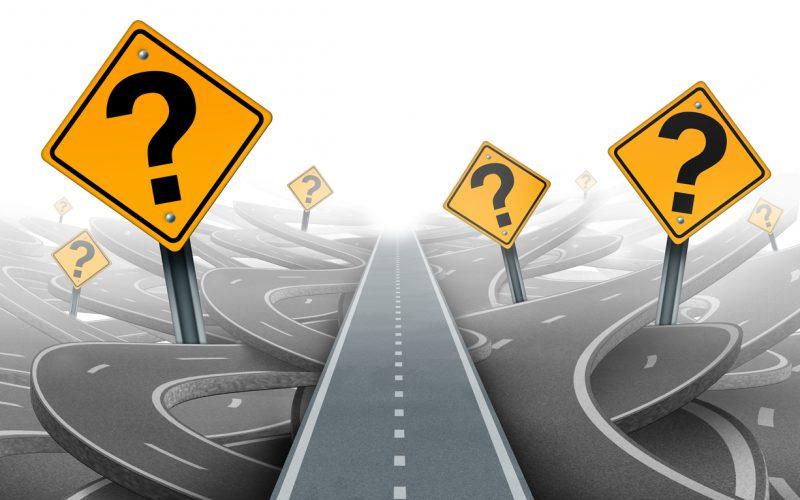 confusing roads