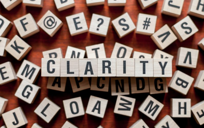 letter blocks- clarity