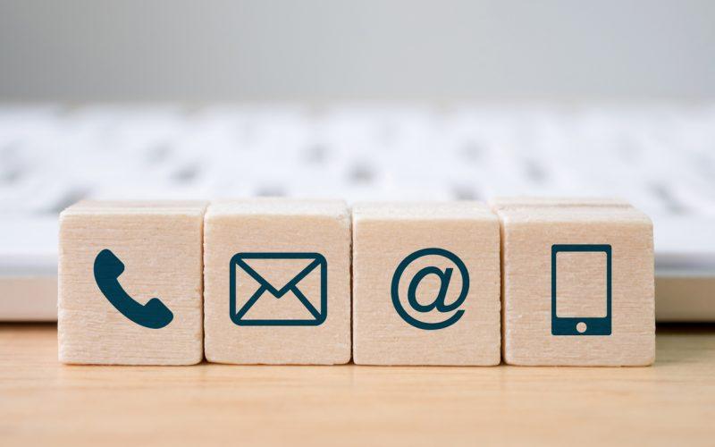 Communication Preferences header image